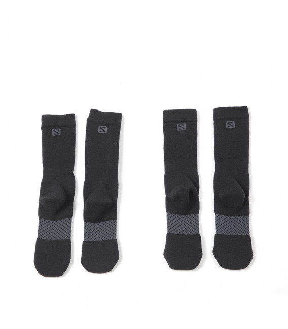MERINO WOOL SUPPORT TREK HIGH-SOCKS